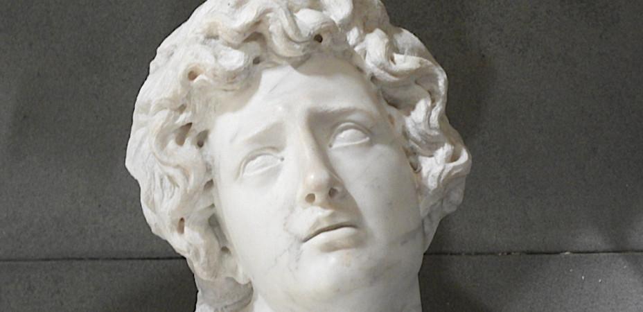St. Sebastian's Face